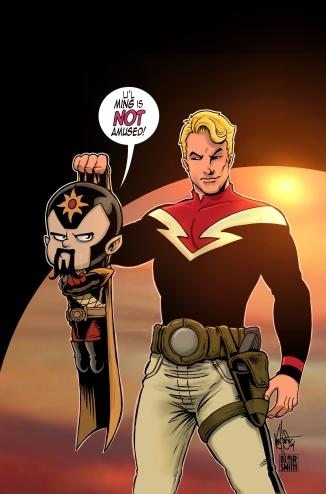 Flash Gordon5b Inks Haeser Smith